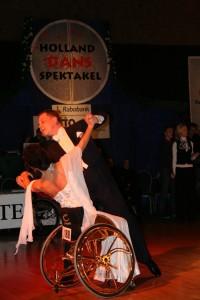 NK rolstoel Cuijk